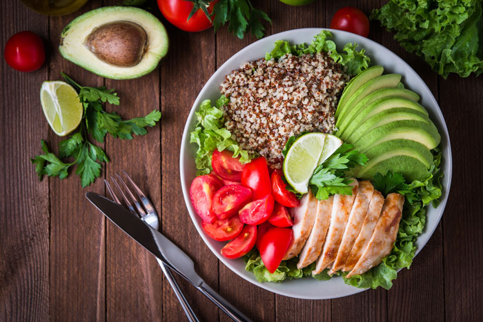 Healthy Eating for Weight loss and fitness
