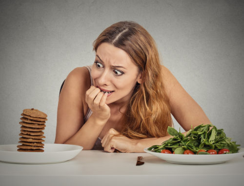 Never Crave Naughty Foods Again