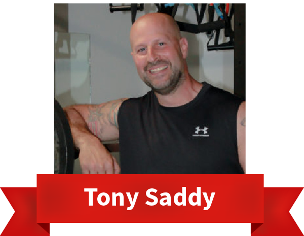 Tony Saddy - Personal Trainer